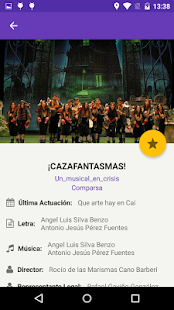 Carnaval de Cadiz- screenshot thumbnail