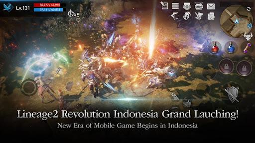 Lineage2 Revolution  screenshots 1