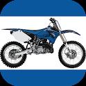 Jetting for Yamaha YZ dirtbike icon