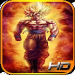 Goku Super Saiyan HD Anime Wallpaper Icon