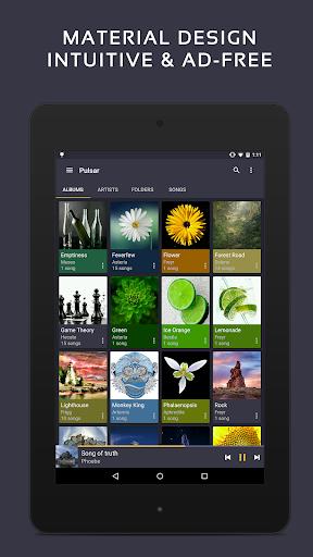 Pulsar Music Player - Audio Player, Mp3 Player 1.8.3 screenshots 10