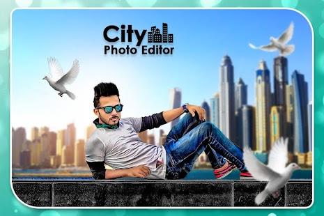 City Photo Editor - náhled