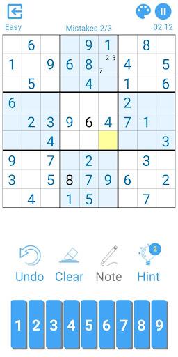 Sudoku apkbreak screenshots 1