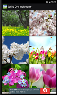 Spring Cool Wallpapers - náhled