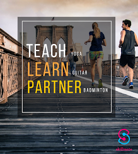 skillmate-Teach,Learn,Partner- screenshot thumbnail