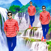 Waterfall Photo Editor and Waterfall Photo Frames‏