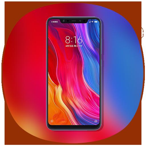 Theme for Xiaomi Mi8 Explorer SE apk latest version 1 0 1
