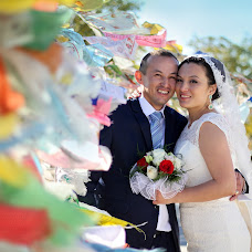 Wedding photographer Bayr Andzhaeva (Bair). Photo of 19.01.2015