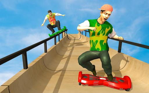 Mega Ramp VS Hoverboard 1.0.2 screenshots 5
