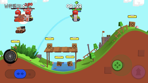 BOOM Tank Showdown screenshot 2