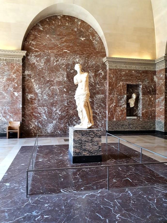 Foto Museo del Louvre 14