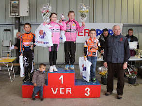 Photo: Podium pupilles.