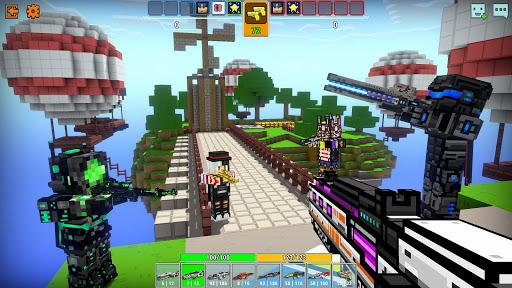 Cops N Robbers - FPS Mini Game  captures d'écran 2