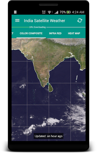 India Satellite Weather 5.0.6 Apk for Android 7