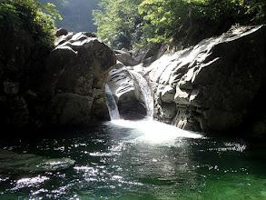 Photo: 4m滝は左巻き