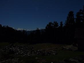 Photo: late night view of Dhakuri
