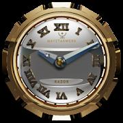 Clock Widget Razor