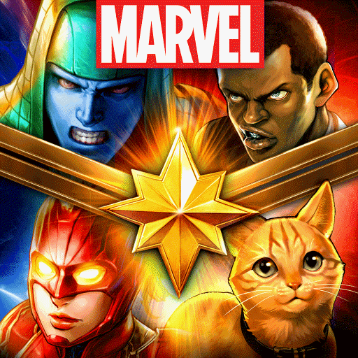 MARVEL Battle Lines Icon