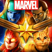 MARVEL Battle Lines MOD APK 2.5.0 (Mod Menu)