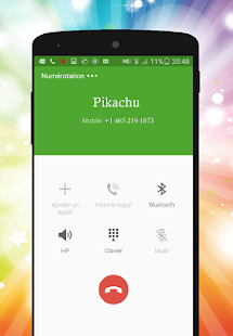 Fake Pikacu Call Phone Prank - náhled