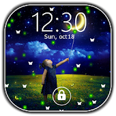 Lockscreen - Butterfly&Firefly