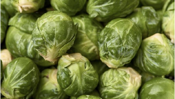 brussel sproutsthanksgiving potluck recipe -