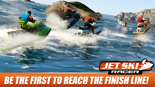 Speed Boat Jet Ski Racing 4.0 screenshots 3