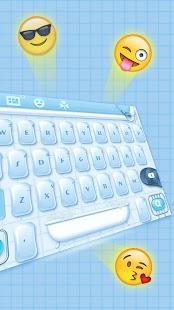 Shower Keyboard - náhled