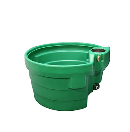 Vattenkar Prebac Polychoc Rund 1500 Liter till nötkreatur *