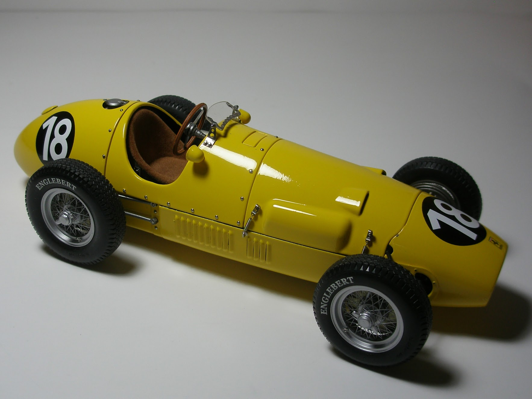 Ferrari 500 F2 n18