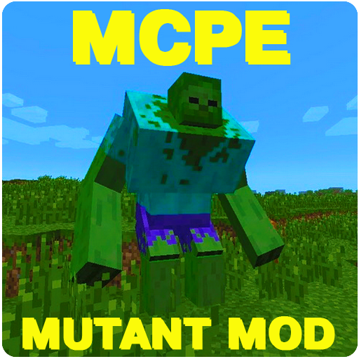 Mutant Mod For MCPE