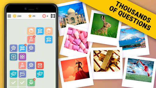 Free Trivia Game. Questions & Answers. QuizzLand.  screenshots 12