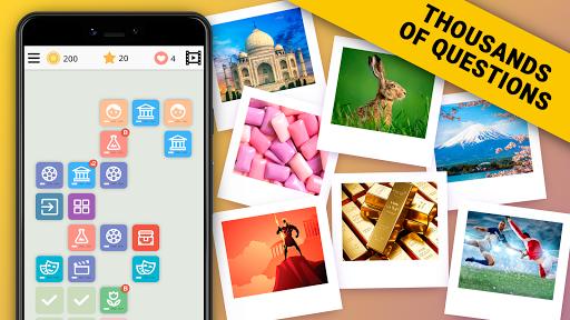 Free Trivia Game. Questions & Answers. QuizzLand. apktram screenshots 12