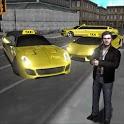 Crazy Limousine 3D City Driver icon