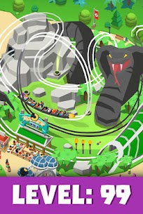 Idle Theme Park Tycoon Mod Apk [Unlimited Money] 4