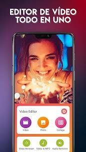 Editor de Vídeo – Creador de Videoclips – Cortar 1