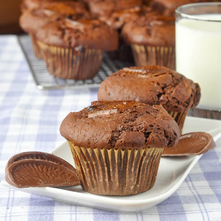 Terry's Chocolate Orange Muffins