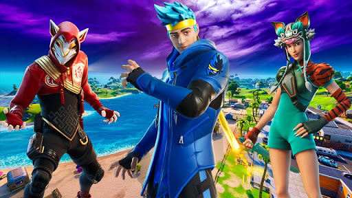 Wallpapers for Fortnite skins, fight pass season 9 27.0 de.gamequotes.net 4