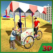 Free Beach Ice Cream Delivery 2018 Fun Simulator Game APK for Windows 8