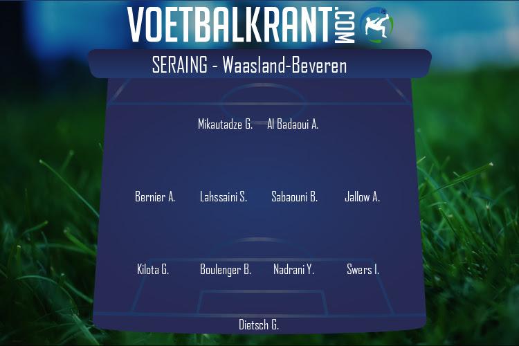 Seraing (Seraing - Waasland-Beveren)