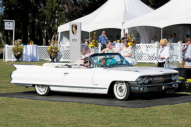 1961 Cadillac Convertible Hire GA