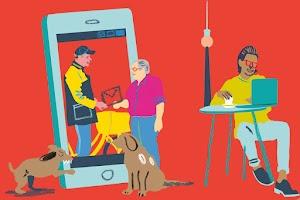 Was Unternehmenswebsites über den Grad der Digitalisierung sagen