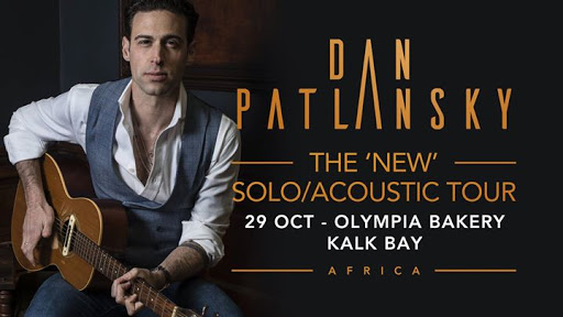 The 'NEW' Solo/Acoustic Tour - Olympia Bakery, Kalk Bay (Eve) : Olympia Cafe & Deli