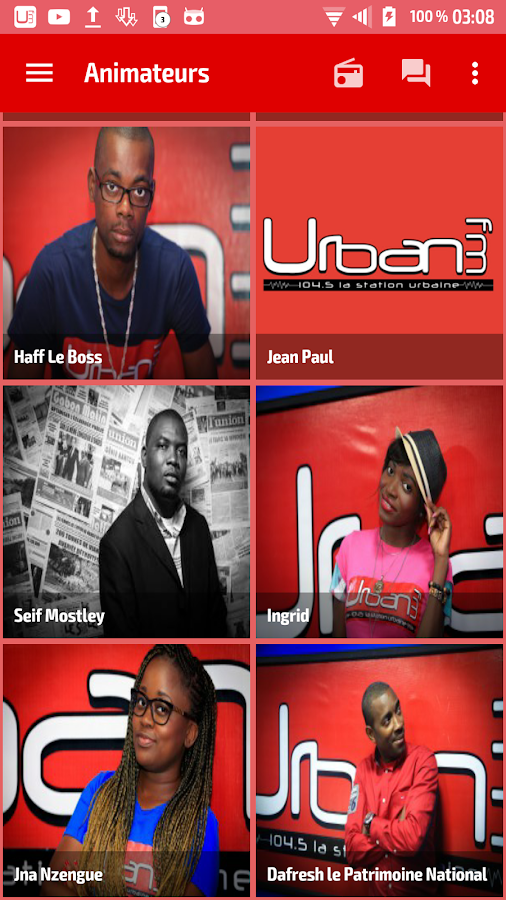 Urban FM v2- screenshot