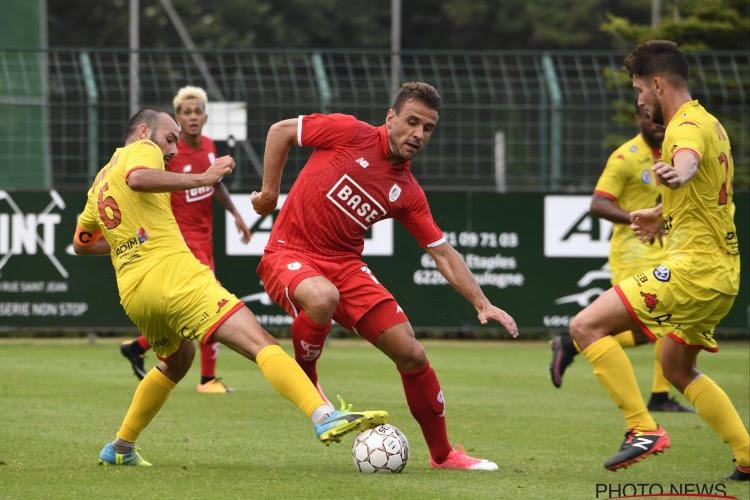 Le Standard écarte un promu en Ligue 2