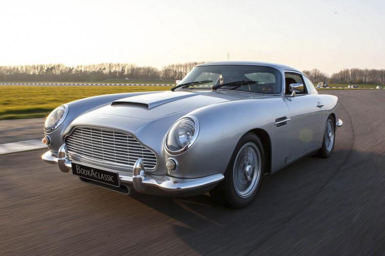 Aston Martin Db5 Hire Cardiff