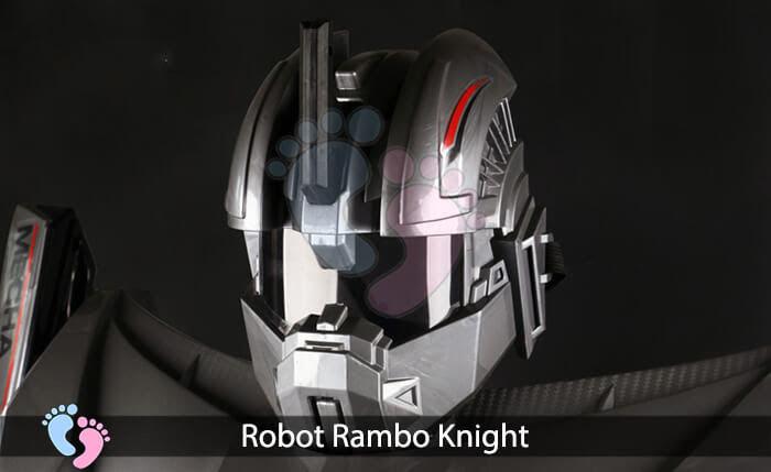 Siêu phẩm Robot Rambo Knight Cho bé 18