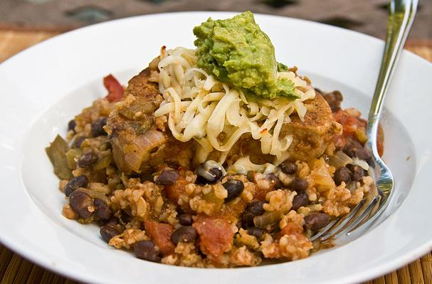 Mexican Pork and Rice