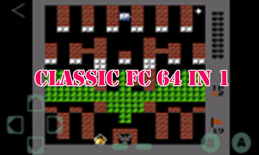 Classic FC 64 IN 1 1.0.0 screenshots 3