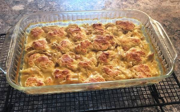 Chicken And Dumplings Low Carb